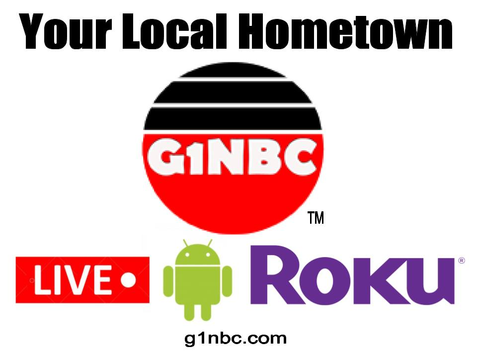 G1NBC Programing is broadcasting On-Line, Android TV and ROKU TV