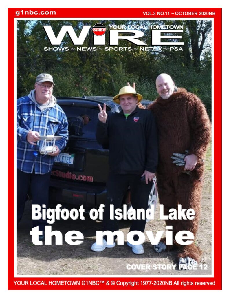 BIGFOOT OF ISLAND LAKE the movie